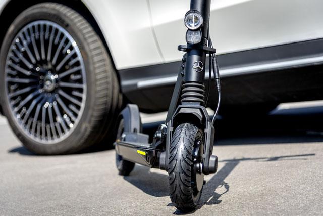 Hulajnoga elektryczna Mercedes-Benz