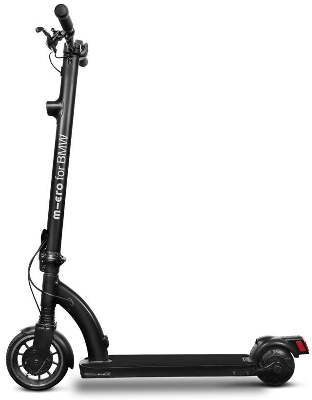 <br /> BMW E-Scooter